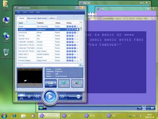 C64 Forever Desktop