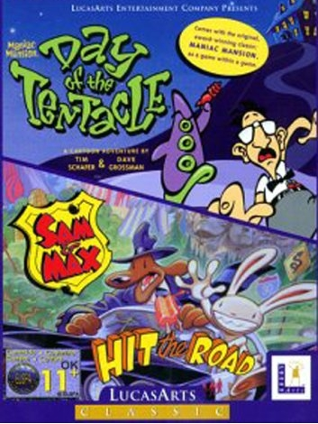 Sam & Max / Day of the Tentacle (Amiga OS 4)