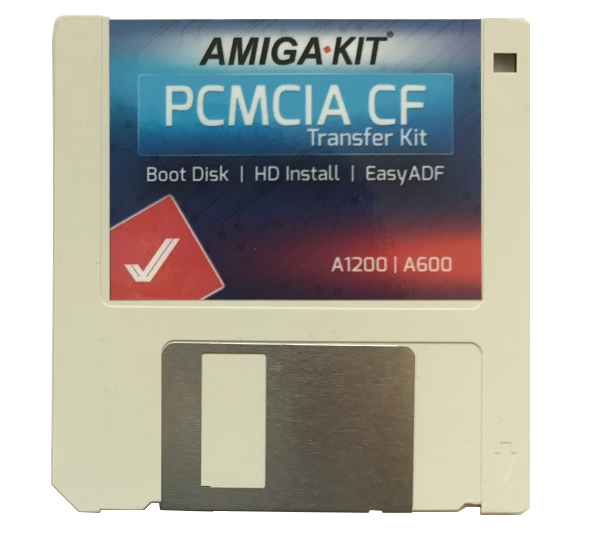 EasyADF Software Disk