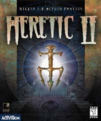 Heretic II (Amiga CD)