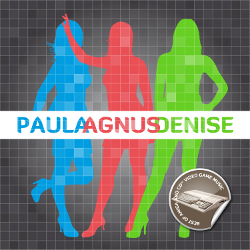 Paula Angnus Denise (Music CD)