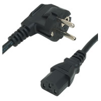 Power Cable (European)