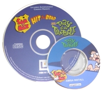 Sam & Max / Day of the Tentacle Amiga CD