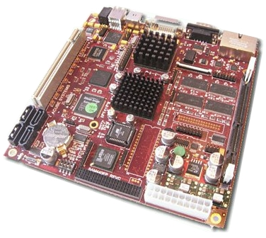 SAM440ep (533Mhz CPU)