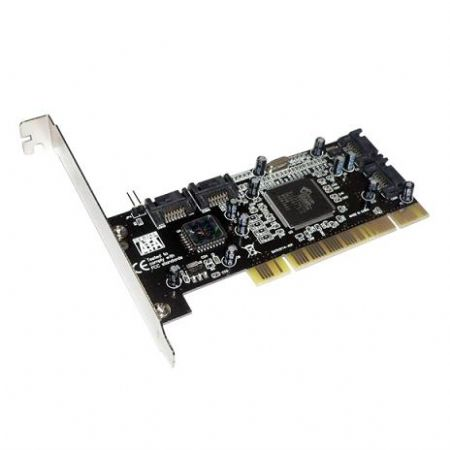 SATA PCI RAID CARD (4-PORT)