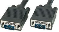 15-pin M to 15-pin M SVGA Monitor Cable (3m)