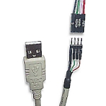 USB Plug-to-Pin Header Adapter