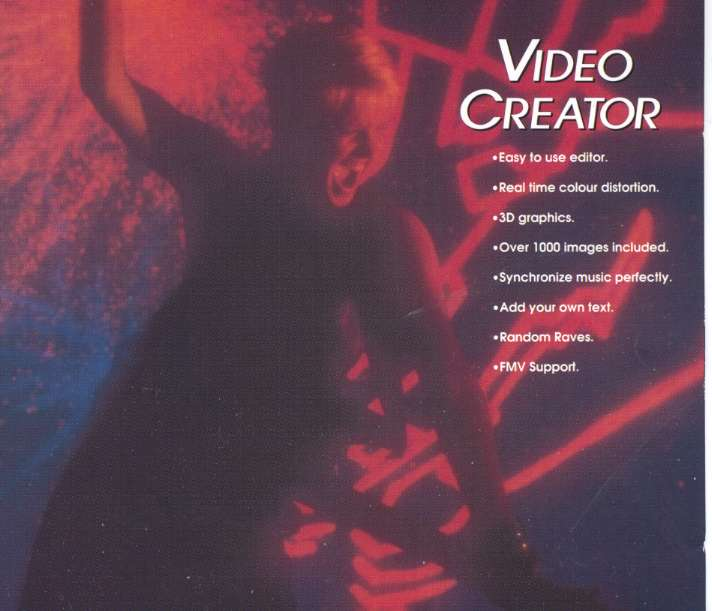 Video Creator (Amiga CD32)