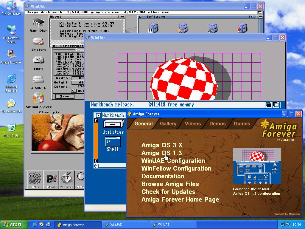 Amiga Kit Amiga Store - the world's largest Amiga Store - we ship